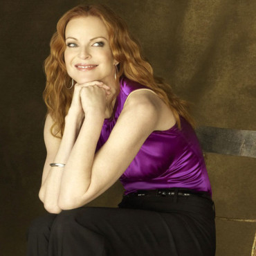Desperate Housewives : Marcia Cross
