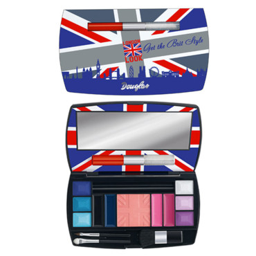 Douglas palette London Look