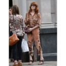 Florence Welch en total look Gucci