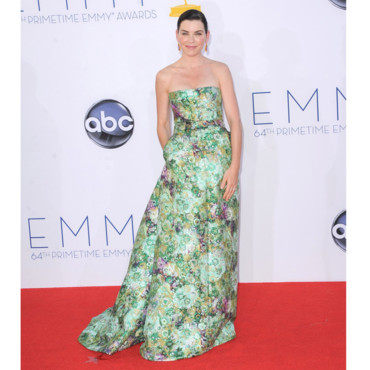 Julianna Margulies en Gimbattista Valli
