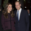 Kate Middleton et le prince William à New York le 7 décembre 2014