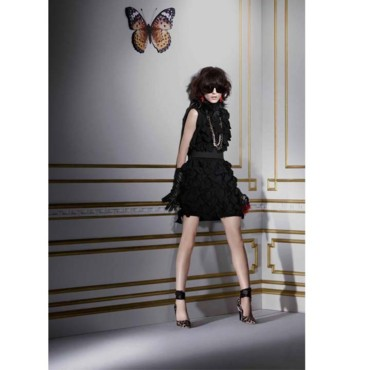 Lanvin loves H&M look 5