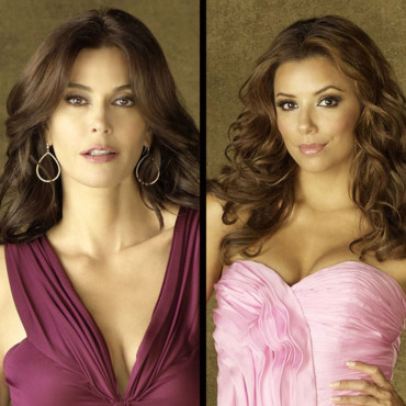 Desperate Housewives : Teri Hatcher - Eva Longoria