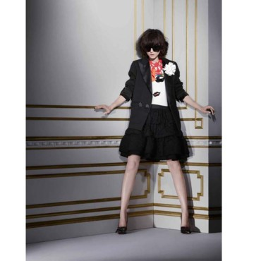 Lanvin loves H&M look 6