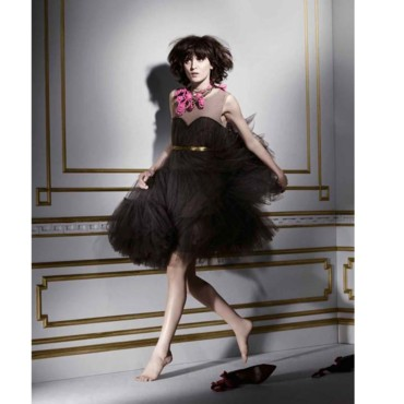 Lanvin loves H&M look 7