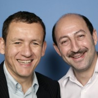 Photo : Dany Boon et Kad Merad