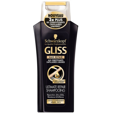 Shampooing Ultimate repair Gliss Schwarzkopf