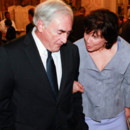 Dominique Strauss Kahn Anne Sinclair International