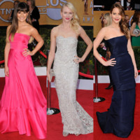 De Lea Michele  Jennifer Lawrence : les plus beaux looks des SAG Awards