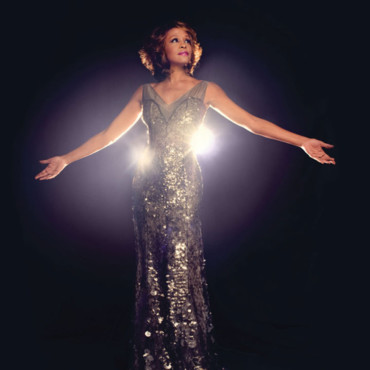Photo publicitaire de Whitney Houston en 2009. Photo by Photoshot/ABACAPRESS.COM