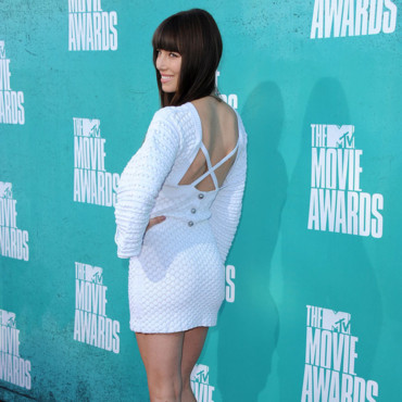 Fesses de stars musclées Jessica Alba MTV Movie Awards 2012