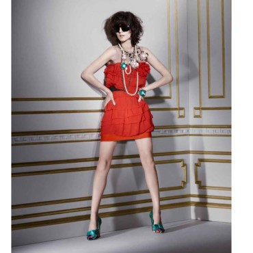 Lanvin loves H&M look 12