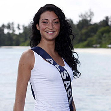 Miss Alsace 2010 - Mathilde Buecher -Election candidate Miss France 2011