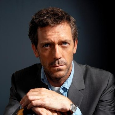 people : Hugh Laurie