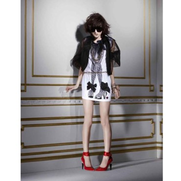 Lanvin loves H&M look 15