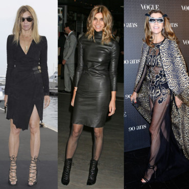 Carine Roitfeld le best of mode