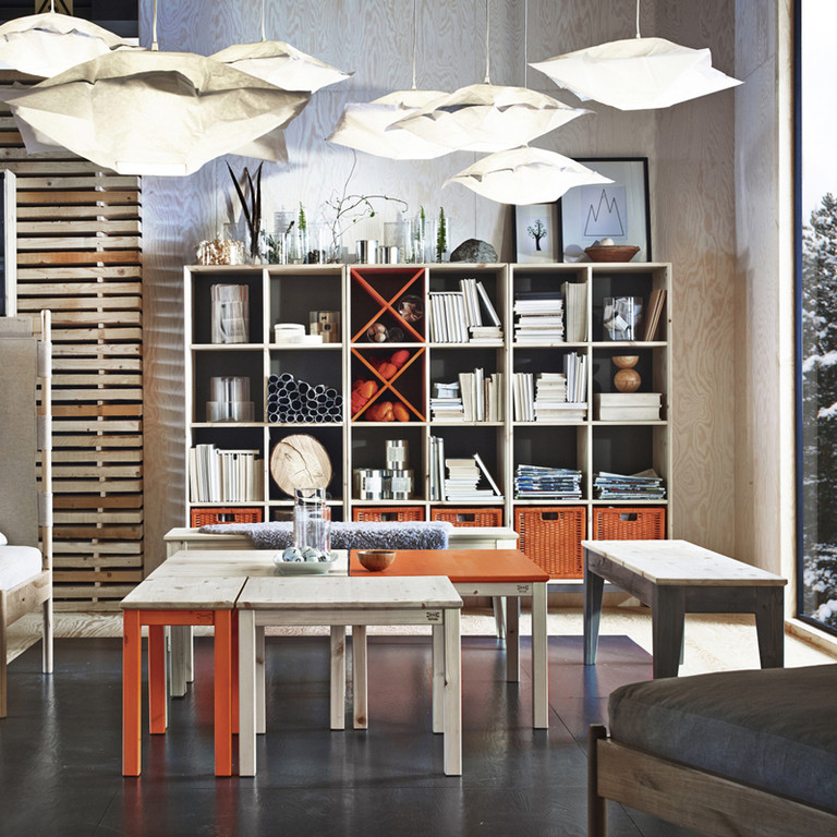 Ikea norn s une collection capsule 100 made in sweden - Ikea range bouteille cuisine ...