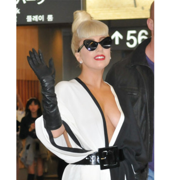 Lady Gaga au Japon