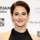 Shailene Woodley aux Gotham Independent Film Awards en décembre 2013 à New York