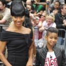 The Karate Kid : Jada Pinkett Smith et sa fille Willow Smith