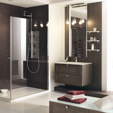 d co salle de bain 20 mod les de cabines de douche pour. Black Bedroom Furniture Sets. Home Design Ideas