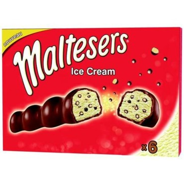 Glaces Maltesers