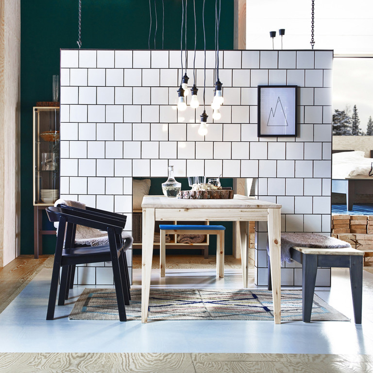 ikea norn s une collection capsule 100 made in sweden. Black Bedroom Furniture Sets. Home Design Ideas