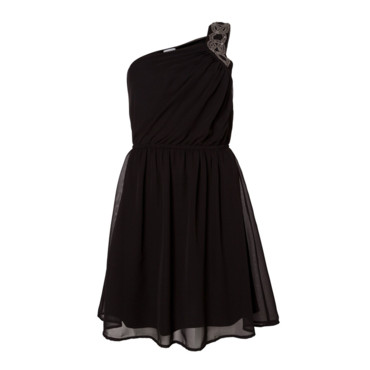 La robe one shoulder Vero Moda, 39,95 euros