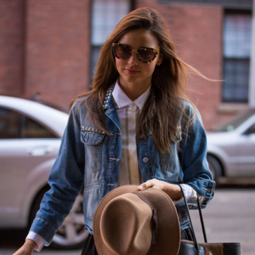 Miranda Kerr à New York