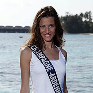 Miss Champagne Ardenne 2010 - Kelly Renson - Election candidate Miss France 2011- © SIPA - Interdit à toute reproduction, téléchargement ou stockage