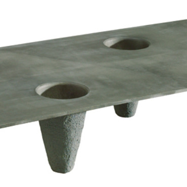 Table basse Bio Concrète Coffee table