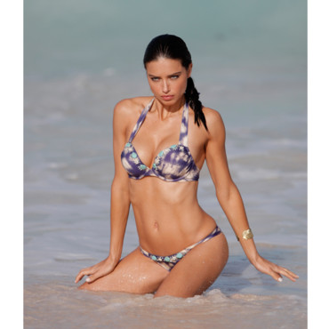 Les Anges Victoria's Secret : Adriana Lima en bikini