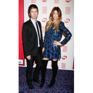 Noel Gallagher et Sara McDonald