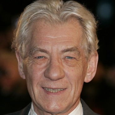 people : Ian McKellen