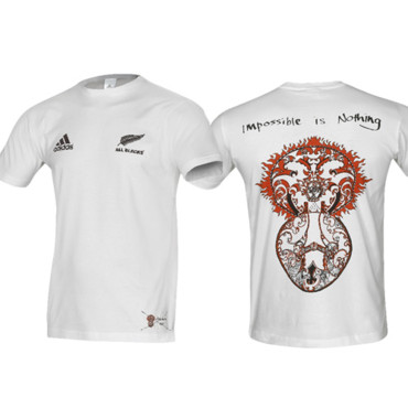 tee-shirt tatoo Adidas
