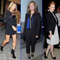 Valrie Trierweiler, Kate Moss... stars de la Fashion Week  Paris
