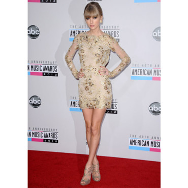 Taylor Swift aux American Music Awards