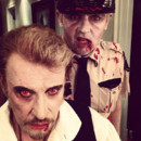 Johnny Hallyday pour Halloween 2013