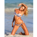 Les Anges Victoria's Secret : Candice Swanepoel en bikini