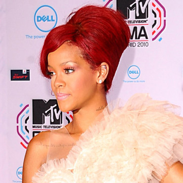 MTV Europe Music Awards 2010 : Rihanna