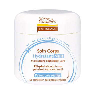 Son Soin Corps Hydratant Nuit Roger cavailles