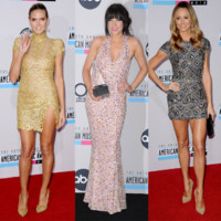 Heidi Klum, Justin Bieber, Pink... leurs looks aux American Music Awards