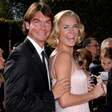 people : Rebecca Romijn et Jerry O'Connell