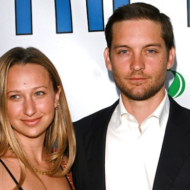 People : Tobey Maguire et Jennifer Meyer