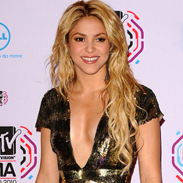 MTV Europe Music Awards 2010 : Shakira