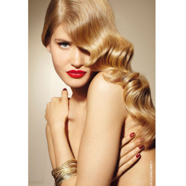 Franck Provost Printemps Eté 2012 One shoulder blonde