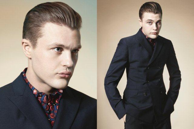 michael pitt nouvelle g rie prada homme t 2012 mode. Black Bedroom Furniture Sets. Home Design Ideas