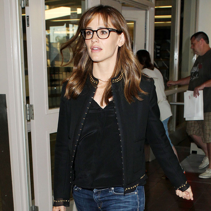 jennifer garner en mode casual chic los angeles mode. Black Bedroom Furniture Sets. Home Design Ideas