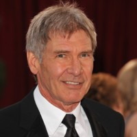 Photo : Harrison Ford toujours prt  jouer au hros !