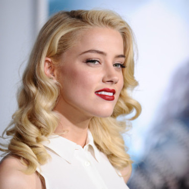 Amber Heard Premiere Sherlock Holmes LA le 6 decembre 2011